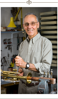 McBride Music Company—High-quality, quick turnaround woodwind and brass instrument repair