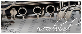 Woodwind overhauls, repads, and body crack repair—McBride Music Company